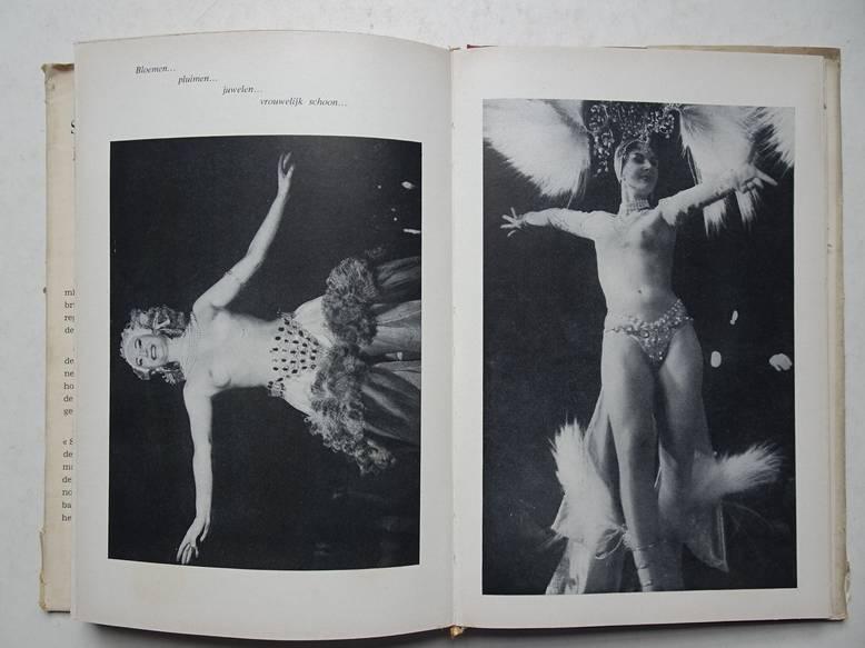AULNOYES, FR. DES - Geschiedenis en filosofie van de strip-tease; een studie over de erotiek in de music-hall.