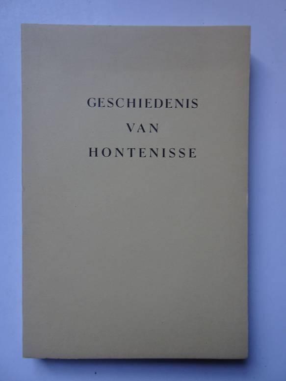 FRUYTIER, AM.. - Uit het rijke verleden van Hontenisse, haar Hof te Zande en omliggende plaatsen; door de Z.E. pater Amedeus Fruytier, S.O. Cist. naar zijn onderzoekingen gedurende de jaren 1906-1922.