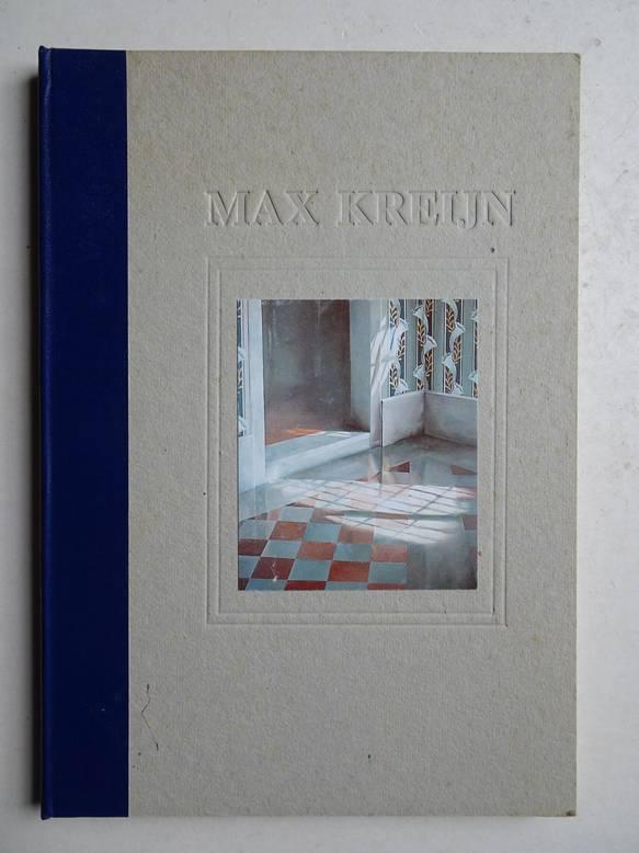 TURNER, JON.. - Max Kreijn. 1993.