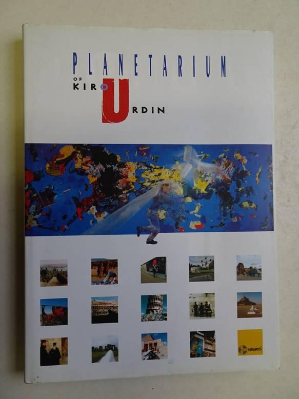 URDIN, KIRO. - Planetarium of Kiro Urdin.