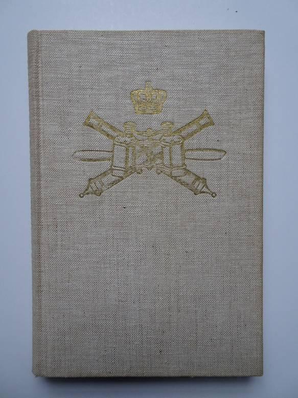 VERSCHOOR, A.C. - Gedenkboek voor de Vrijwillige Landstormkorpsen Luchtwachtdienst en Luchtafweerdienst.