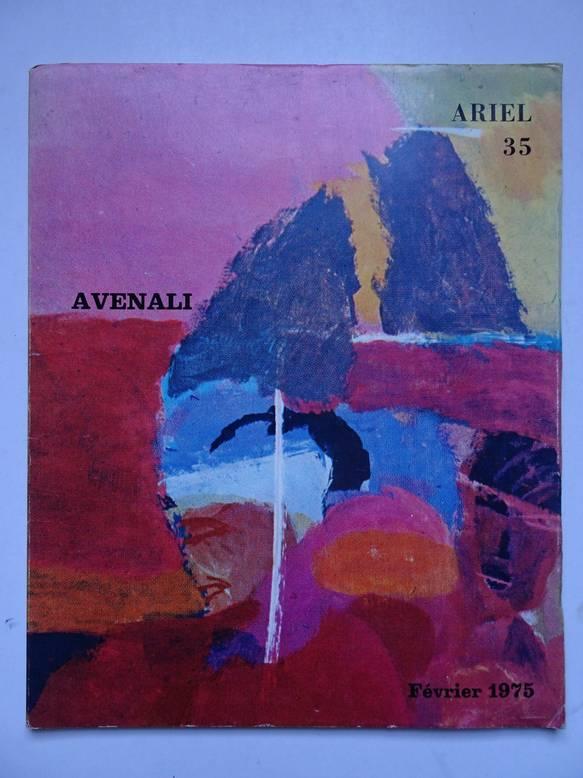 AVENALI, MARCELLO. - Avenali; carte blanche au studio erre de Rome.