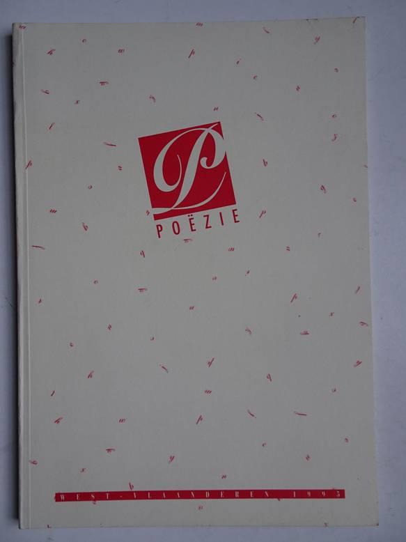 ROUSSEL, LINDA EN VERLINDE, CHRIS (SAM.). - Prijs voor Letterkunde van de Provincie West-Vlaanderen 1995- Poëzie.