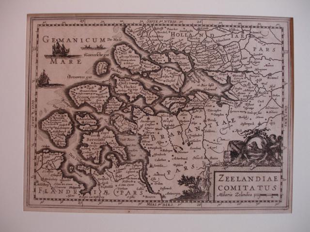 ZEELAND.. - Zeelandiae Comitatus.