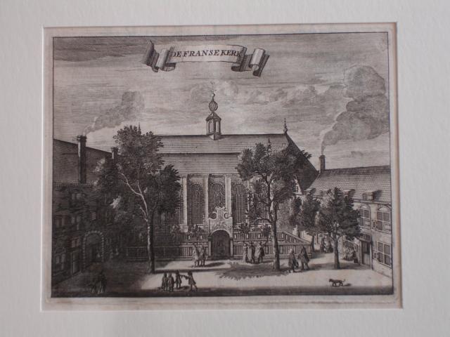 AMSTERDAM.. - De Franse Kerk.