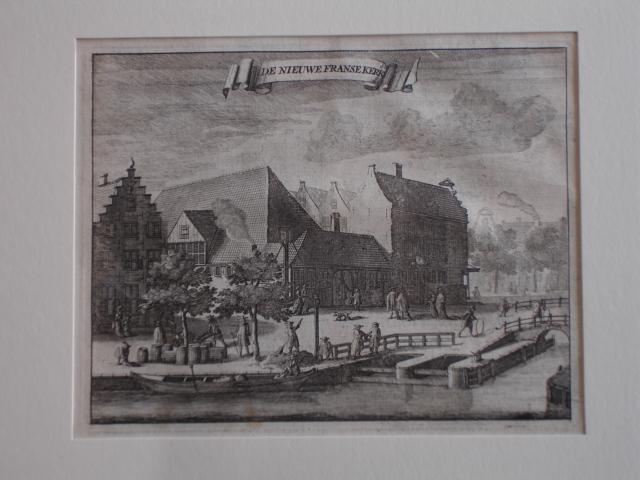 AMSTERDAM.. - De Nieuwe Franse Kerk.