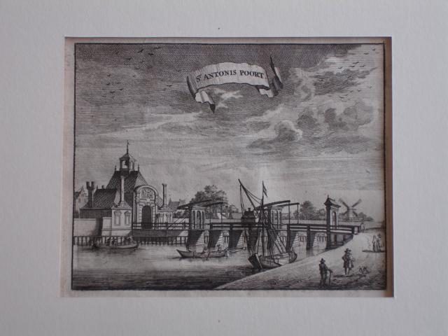 AMSTERDAM.. - St. Antonis Poort.