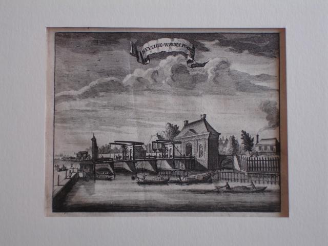 AMSTERDAM.. - Heylige-Weghs Poort.