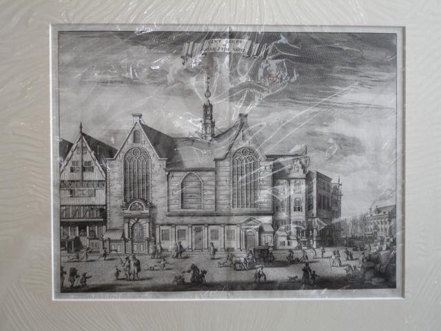 AMSTERDAM.. - Sint Olofs nu Oude Zyds Kapel.