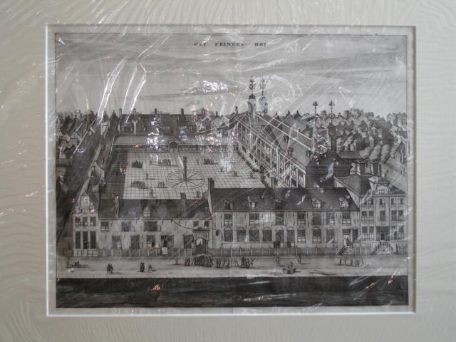 AMSTERDAM.. - Het Princen Hof.