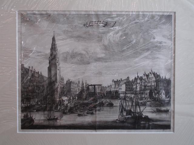 AMSTERDAM.. - Haringh Pakkers. Van Outs de Kruys Toren.