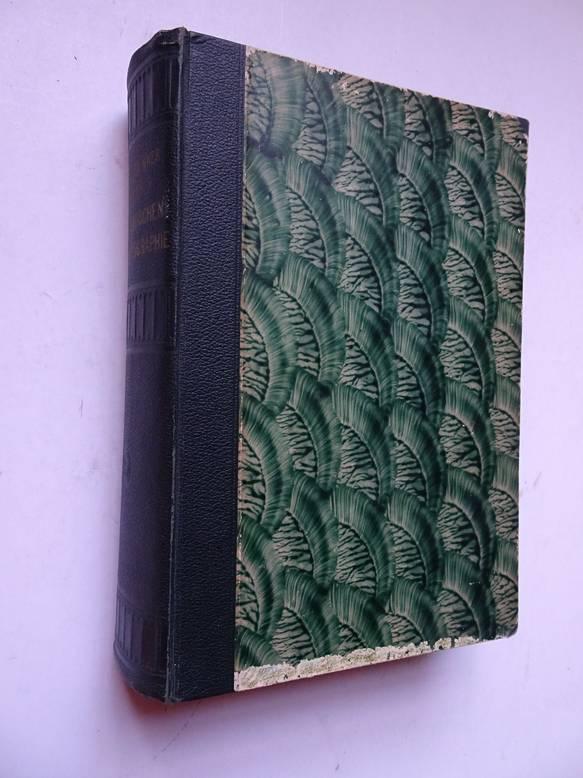 WARMING, EUG. & GRAEBNER, P.. - Eug. Warming's Lehrbuch der Ökologischen Pflanzengeographie.
