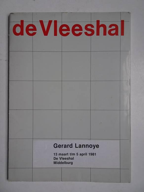 VERSTRAETEN, WILLIAM (RED.). - Gerard Lannoye.