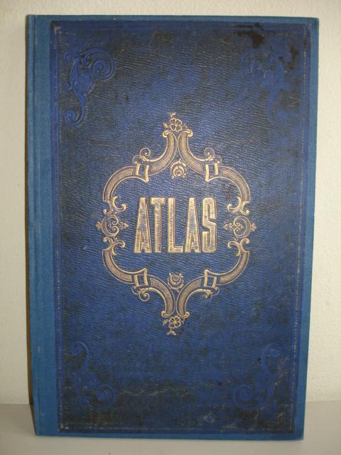 - Atlas (ca. 1850).