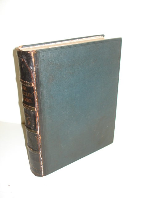 Carne, John. - Syria, the Holy Land & Asia Minor, illustrated. Vol. I, II and III in one binding.