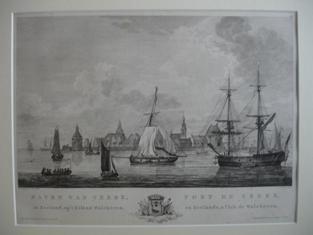 VEERE.. - Haven van Veere - Port de Veere.