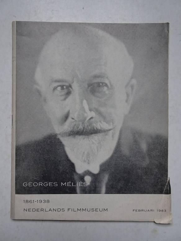 MALTHÊTE-MÉLIÈS, MADELEINE. - Georges Méliès 1861-1938.