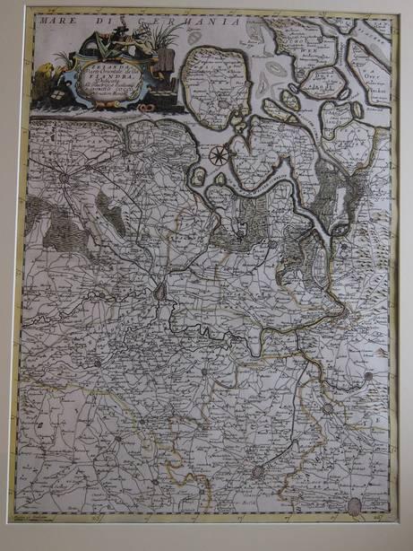ZEELAND.. - Zelanda, e Parte Orientale della Flandra.
