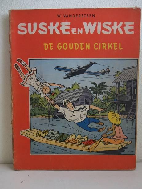 VANDERSTEEN, W.. - De Avonturen van Suske en Wiske. De Gouden Cirkel.