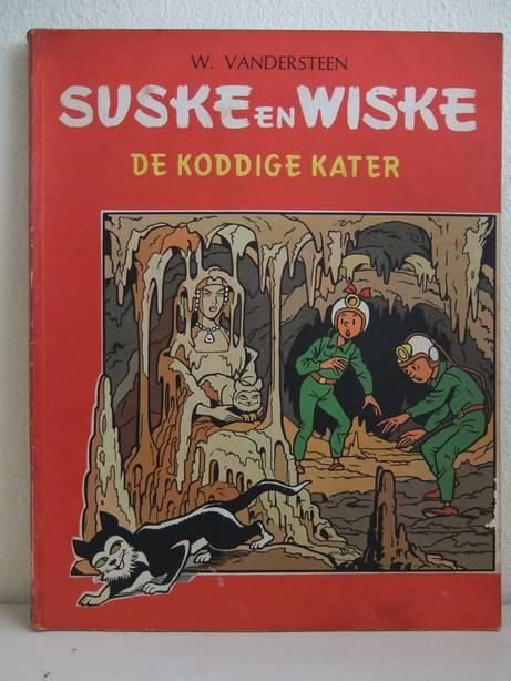 VANDERSTEEN, W.. - De Avonturen van Suske en Wiske. De Koddige Kater.