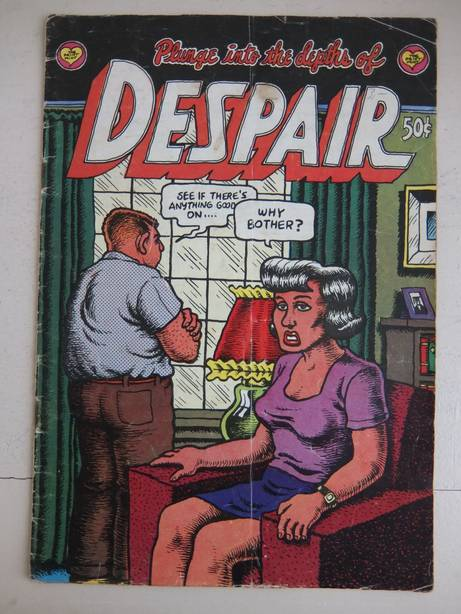 NO AUTHOR. - Plunge into the depth of Despair.