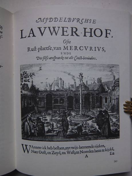 VENNE, A. VANDE - Zeevsche Nachtegael, en bijgevoegd A. vande Venne: Tafereel van Sinne-mal.