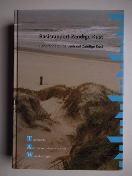 VERHAGEN, H.J., ET AL. - Basisrapport zandige kust behorende bij de leidraad Zandige Kust, juli 1995.