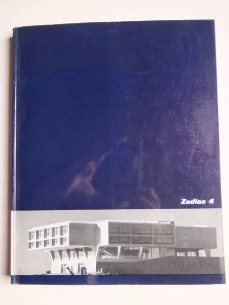 ALFIERI, BRUNO (ED.). - Zodiac 4. International Magazine of Contemporary Architecture/ Rivista internazionale d'architettura contemporanea.
