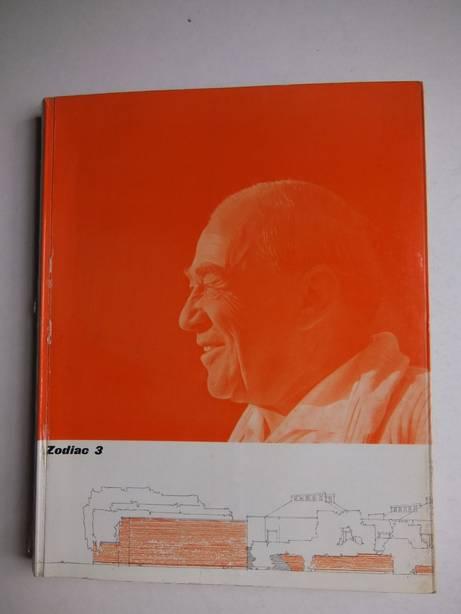 ALFIERI, BRUNO (ED.). - Zodiac 3. International Magazine of Contemporary Architecture/ Rivista internazionale d'architettura contemporanea.