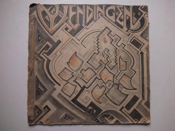 WIJDEVELD, H. TH. (ED.). - Wendingen, no. 5 1919;