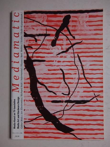 VELTHOVEN, WILLEM & POSSEL, JANS (RED.). - Mediamatic. Vol 1, no 2.