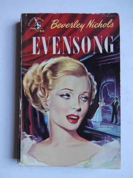 NICHOLS, BEVERLEY. - Evensong.