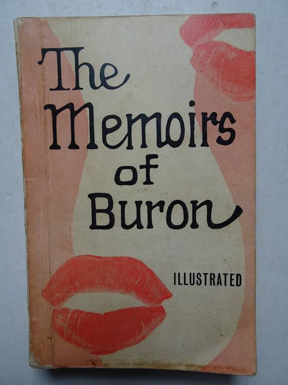 WHITE, JAMES E. (INTRODUCTION). - The memoirs of Buron.
