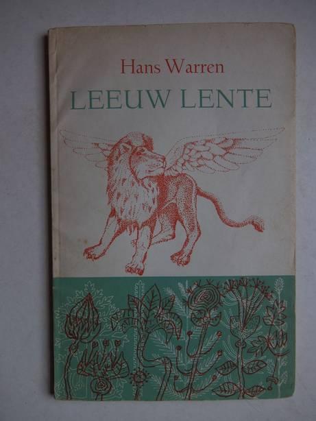 WARREN, HANS. - Leeuw Lente.